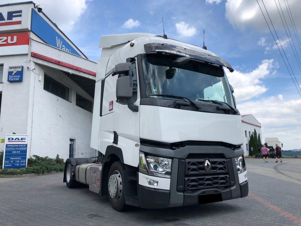 RENAULT GAMA T 460 HIGH 2016 r. LOW DECK