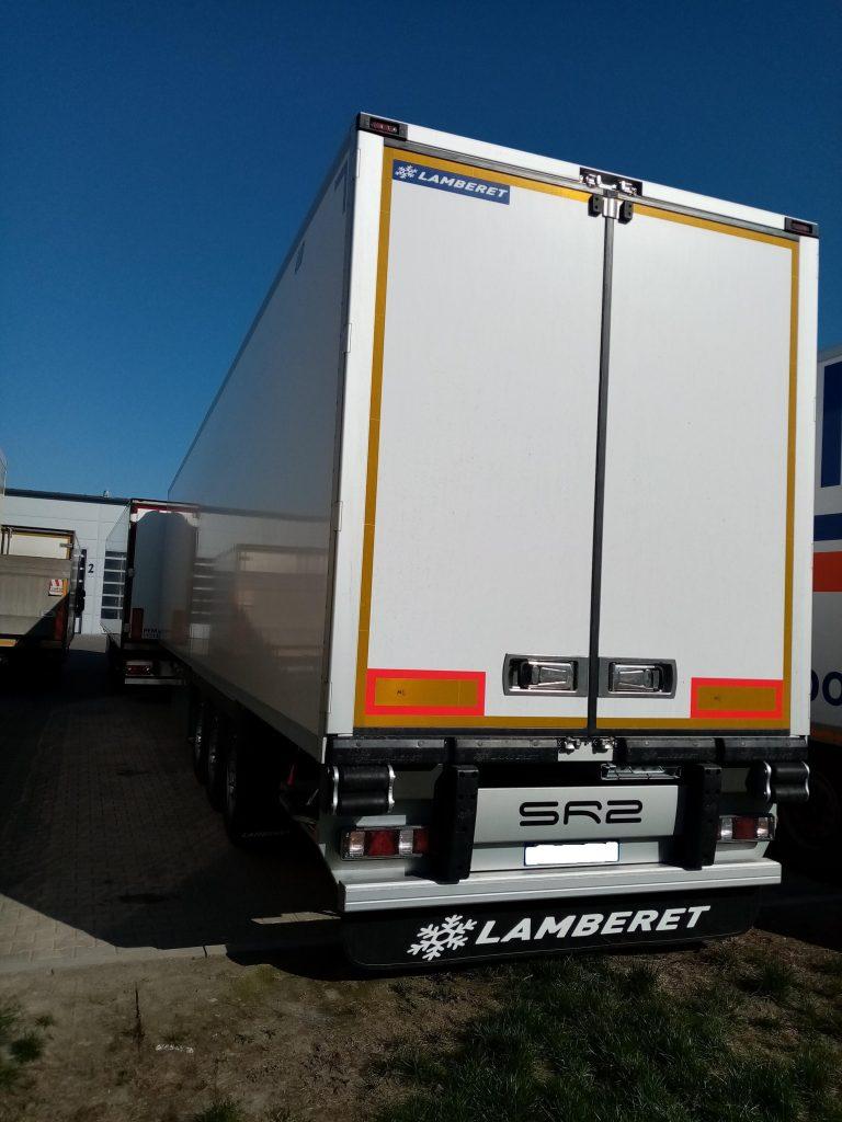 LAMBERET SR2 Green Liner SR40 EVO2