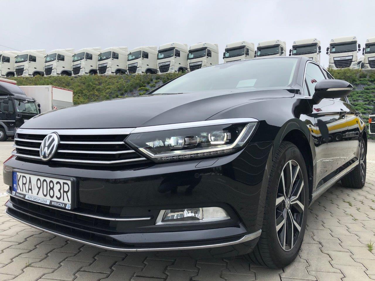 Volkswagen Passat 2.0 TDI DSG