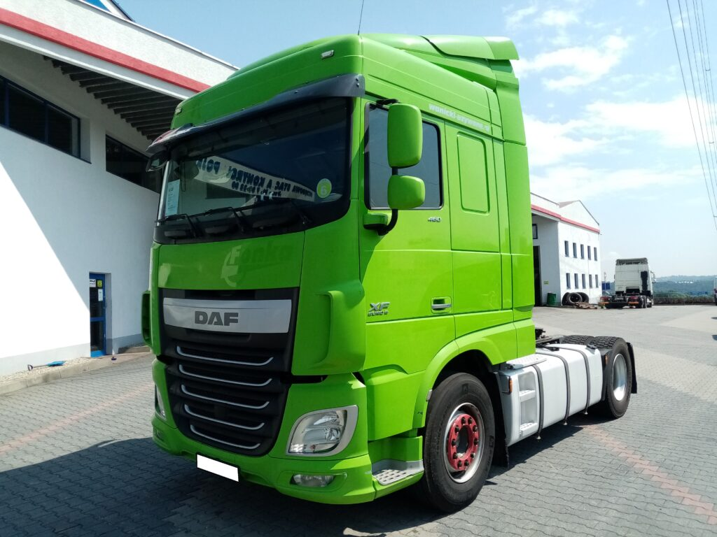 DAF XF 460 FT STANDARD SPACE CAB