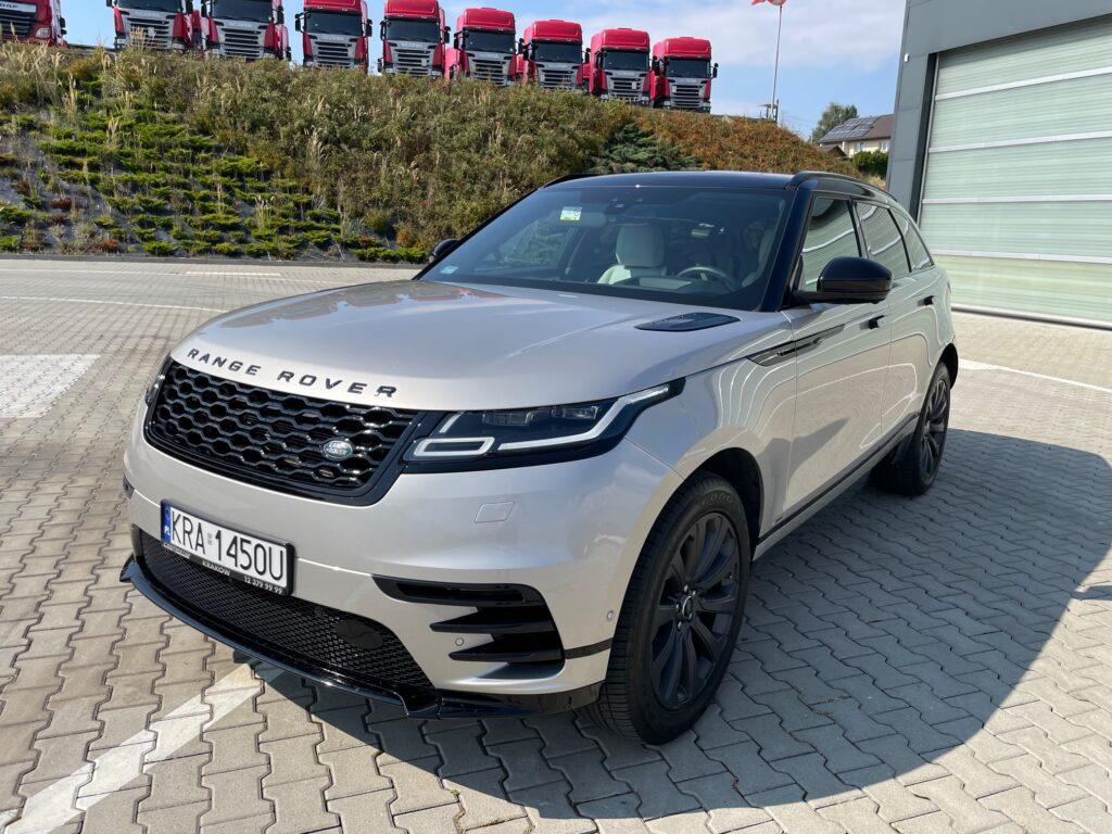Land Rover Renge Rover Velar PE 250 SE pełna faktura VAT 23%